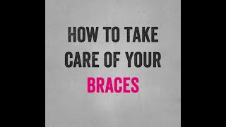 Download Our New Hygiene Video!! How to take care of Your Braces!! Video
