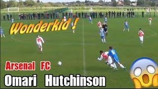 Download Arsenal FC Wonder Kid! Omari Hutchinson | AMAZING Skills Video