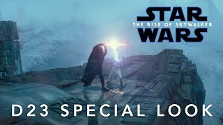 Download Star Wars: The Rise Of Skywalker | D23 Special Look Video