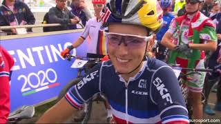 Download European Championships Glasgow 2018 MTB Women's Cross Country full version Video