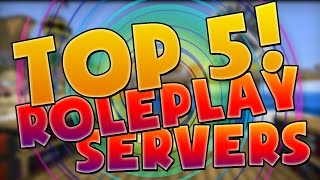 Download TOP 5 MINECRAFT ROLEPLAY SERVERS! Video