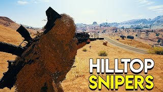 Download Hilltop Snipers - PlayerUnknown's Battlegrounds (PUBG) Video