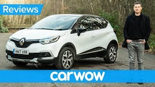 Download Renault Captur 2018 SUV in-depth review   carwow Video