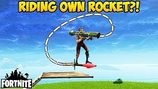 Download HOW TO ROCKET RIDE YOURSELF! - Fortnite Funny Fails and WTF Moments! #150 (Daily Moments) Video