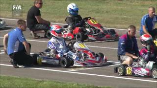 Download CIK FIA EUROPEAN CHAMPIONSHIP 2016 ROUND 3 KZ FINAL Video