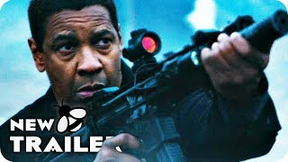 Download THE EQUALIZER 2 ALL Clips & Trailer (2018) Denzel Washington Movie Video