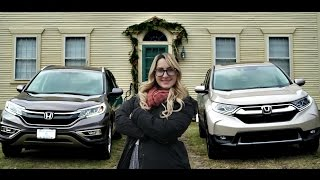 Download 2016 CRV vs 2017 CRV What's the Difference? Video