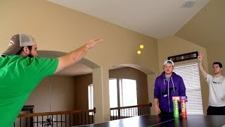Download Ping Pong Trick Shots | Dude Perfect Video