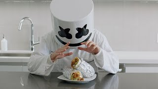 Download MONSTER BURRITO CHALLENGE | Cooking with Marshmello Video