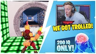 Download TFUE & CLOAKZY TRY THE ULTIMATE ESCAPE ROOM! Video