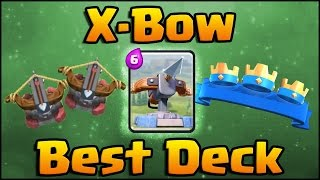Download Clash Royale - Best X-Bow Deck and Strategy Video
