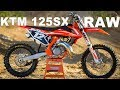 Download 2018 KTM 125SX 2 Stroke RAW - Motocross Action Magazine Video