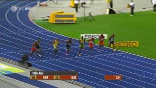 Download Usain Bolt 9.58 100m New World Record Berlin [HQ] Video