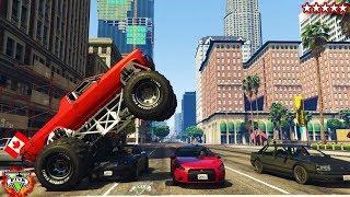 Download BEST OFF-ROAD TRUCK RACES (GTA 5 Online) Video