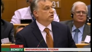Download Magyarországról vitáztak - Echo Tv Video