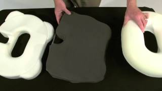 Download Kabooti Seat Cushion - Makes Ordinary Donut Cushions Obsolete Video