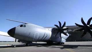 Download Pintado del A400M Atlas | Ejército del Aire Video
