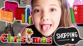Download MY FIRST CHRISTMAS SHOPPING! SASSMAS DAY 4! Video