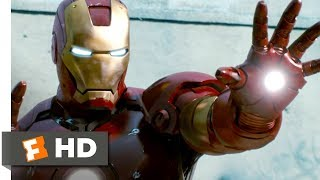 Download Iron Man (2008) - Iron Man to the Rescue Scene (8/9) | Movieclips Video