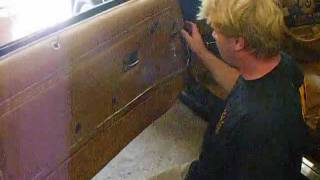 Download ″How To″ Install New Replacement Door Panels on 1970 - 1981 Camaro & Trans Am. Video