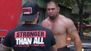 Download Strength and conditioning with Tony Sentmanat from RealWorld Tactical Video