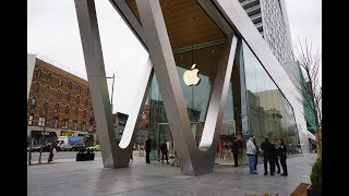 Download First look: Apple Downtown Brooklyn Video