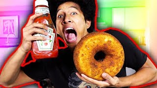 Download GIANT Chicken Nugget Donuts!!! Video