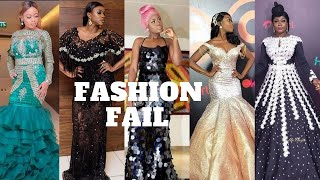 Download WORST DRESSED LADIES AT THE 2018 AMVCA Video