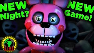Download FNAF SISTER LOCATION CUSTOM NIGHT | It's like a BRAND NEW GAME?!?! Video