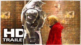 Download FULL METAL ALCHEMIST Official Trailer (2017) Anime Live Action Movie HD Video