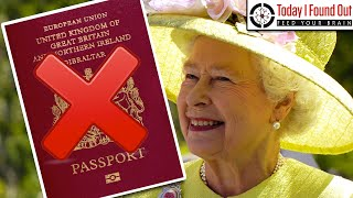 Download Why Doesn't the Queen of England Need a Passport? Video