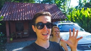 Download TOUR OF OUR COSTA RICAN HOME! - Travel Vlog Video