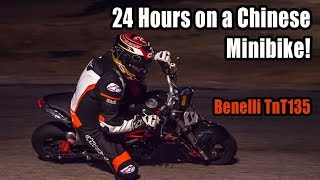 Download 24 Hours On A Chinese Minibike! Video