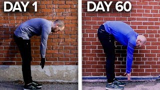 Download I Stretched my Hamstrings Every Day for 60 Days - 8 Week Flexibility Challenge Video