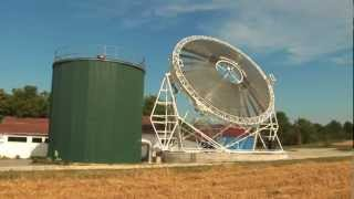 Download Solar power plant with energy storage Video
