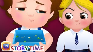 Download ChuChu's Lunch Box - Good Habits Bedtime Stories & Moral Stories for Kids - ChuChu TV Video