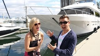 Download Dream Homes: Interior Design Dream Home & Waterfront Condo with 82 Foot Yacht Video