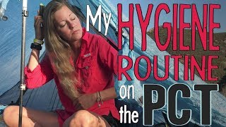 Download My Hygiene Routine on the PCT Video