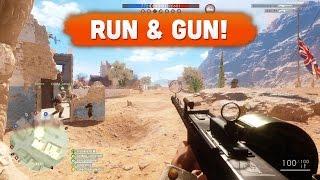 Download RUN & GUN! - Battlefield 1 | Road to Max Rank #12 (Multiplayer Gameplay) Video