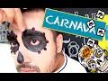 Download MAQUIAGEM CAVEIRA MEXICANA/BLOCO DE RUA por Fabiano Okabayashi Video