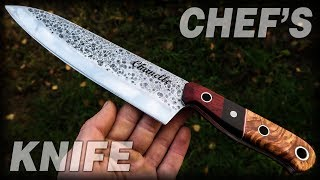 Download Knife Making: Chef's Knife For Chanelle DIY Video
