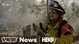 Download We Spent 24 Hours With A California Firefighting Crew (HBO) Video