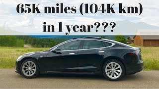 Download How much did my Tesla cost after 1 Year, 64,500 miles (105,000 km)? Video