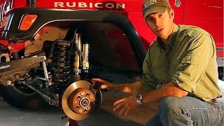 Download Jeep Ball Joint Replacement Video