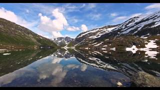 Download Beautiful Norway - Epic drone footage of fjords and mountains in 4K. Video
