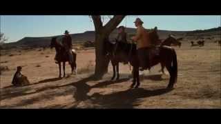 Download Best Character Introduction in Cinema History - John Wayne - Big Jake Video