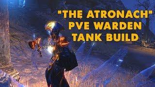 Download ESO - ″The Atronach″ Warden PVE Tank Build - (Morrowind) Video