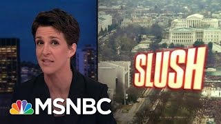 Download Excess Donald Trump Inauguration Cash Pairs With Donor Access | Rachel Maddow | MSNBC Video