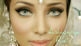 Download Aishwarya Rai Make-up Tutorial Video