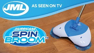 Download Hurricane Spin Broom from JML Video